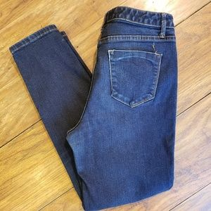 Mossimo high rise skinny size 10 jeans